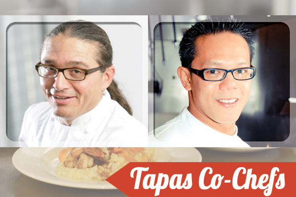 Tapas Fusion Night with Celebrity Chef Michael Smith