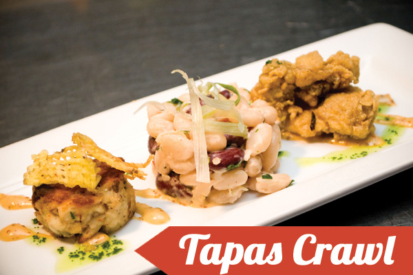 Downtown Manteo Tapas Throwdown