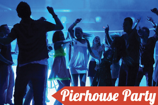 Pierhouse White Whiskey Party