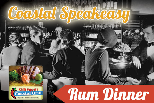 Muddy River Coastal Speakeasy