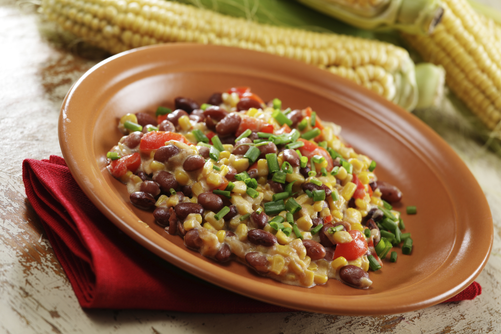 Mixed Bean & Herb Succotash