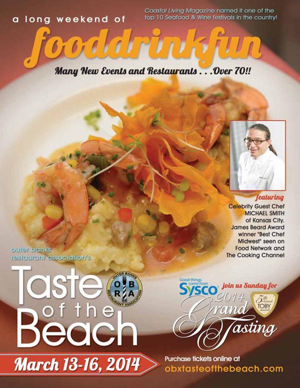 Taste of the Beach Program Book