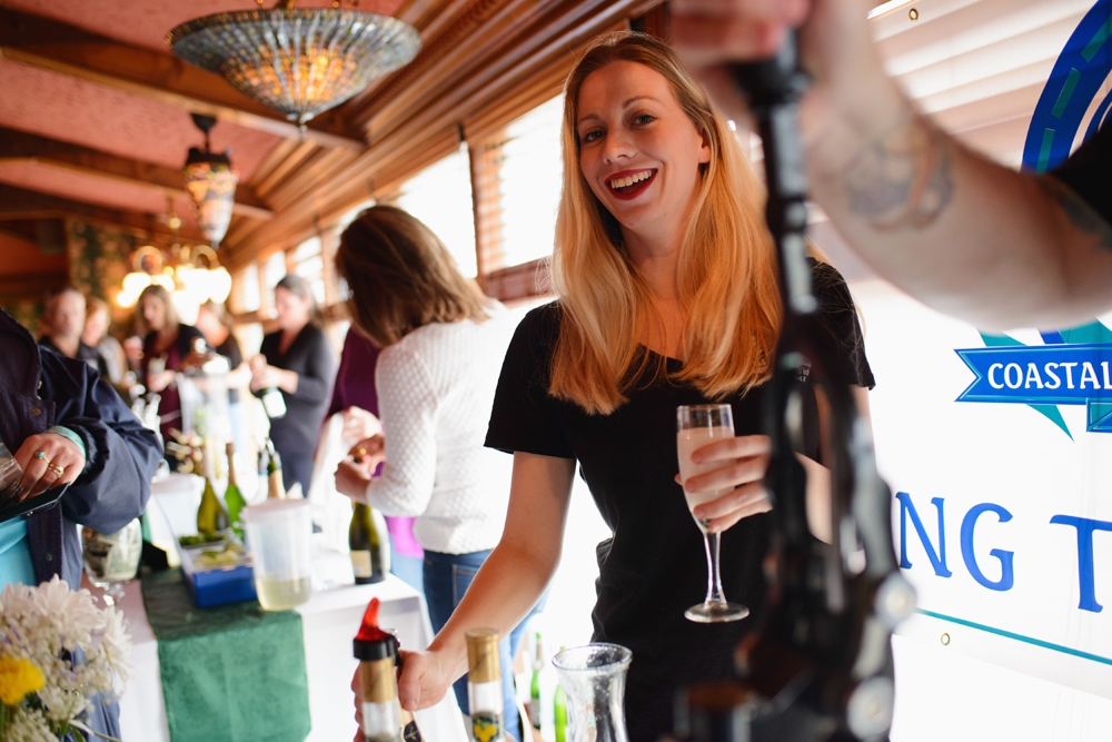 The Sysco Foods Grand Tasting Expo & Bartenders Bubbly Bash